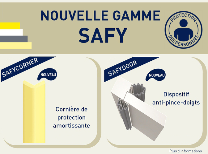 Pop-up produits SAFY