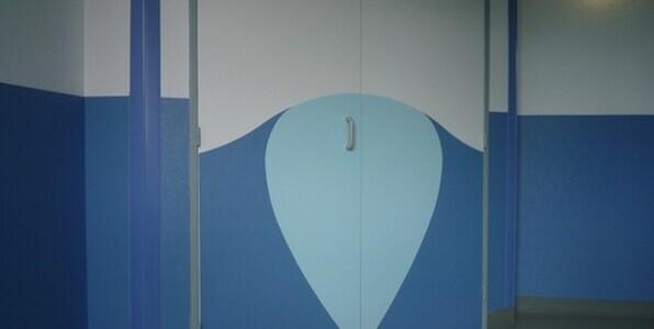 1 2 porte d corative protection des portes panneaux plaques. Black Bedroom Furniture Sets. Home Design Ideas