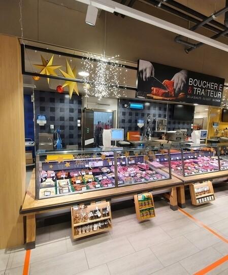 thumbnail: Supermarché Migros Vibert (Suisse)